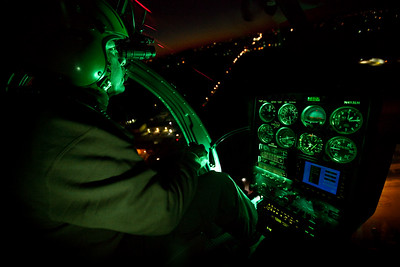 Helicopter Night Vision