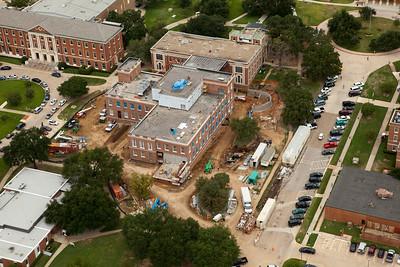 TWU Science Building