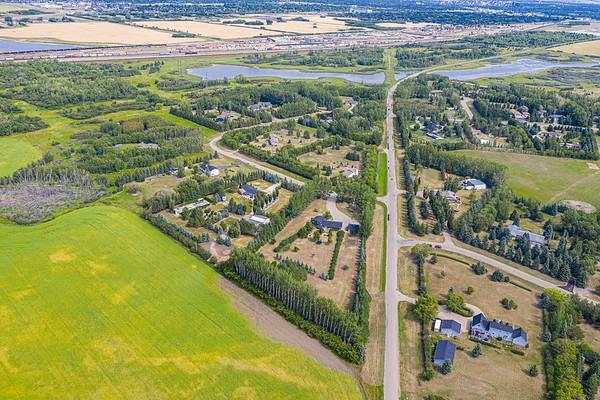 Cedar Villa Estates Aerial