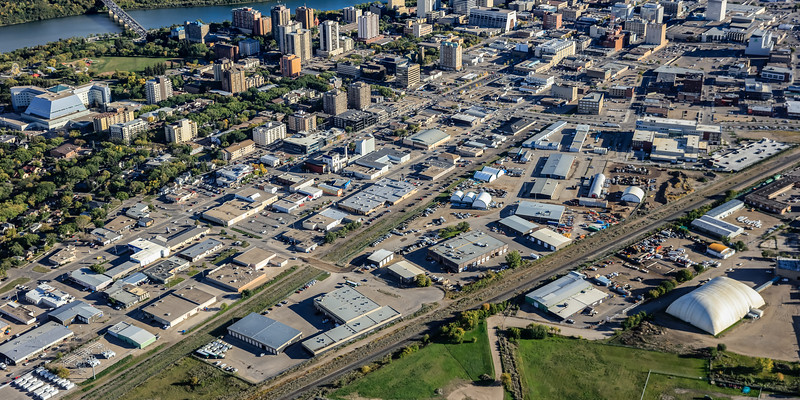Central Industrial Aerial
