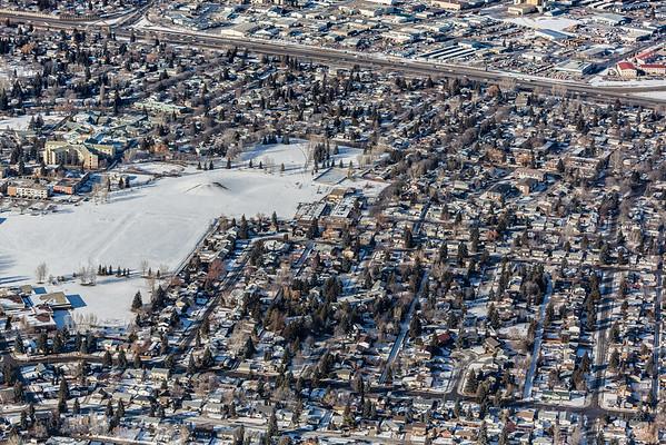 College Park Aerial