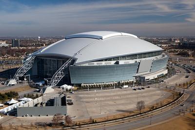 Cowboys Stadium Day HKS