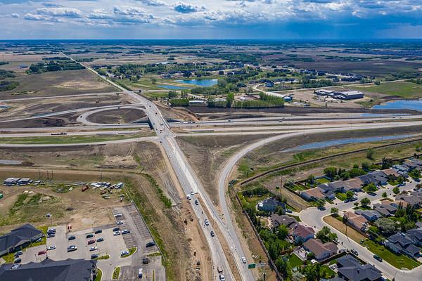 Boychuk Drive and Highway 16