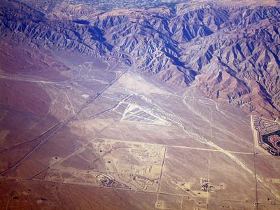 Mission Creek Recharge Ponds, Desert Hot Springs. 9 Apr 2007.