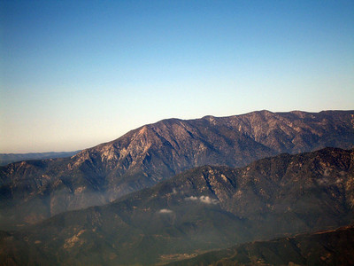 Mt. San Bernardino. 9 Apr 2007.