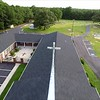 White Plains Baptist Church Aerial
