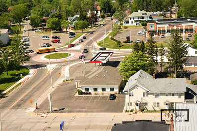 Center Avenue Traffic School, Merrill, Wisconsin  © Copyright m2 Photography - Michael J. Mikkelson 2012. All Rights Reserved. Images can not be used without permission.