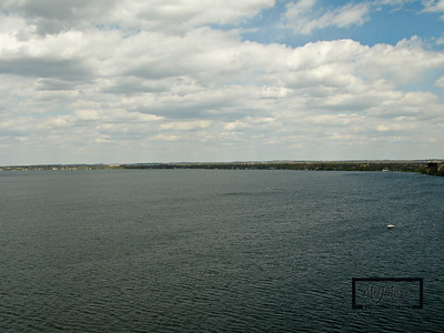 Lake Mendota Aerial  © Copyright m2 Photography - Michael J. Mikkelson 2009. All Rights Reserved. Images can not be used without permission.