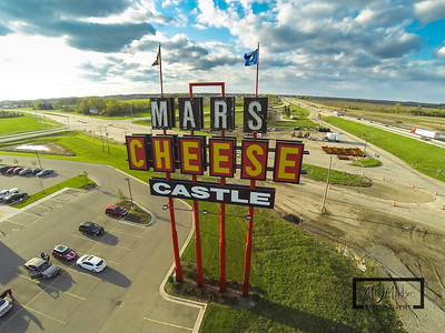 Mars Cheese Castle  © Copyright m2 Photography - Michael J. Mikkelson 2013. All Rights Reserved. Images can not be used without permission.