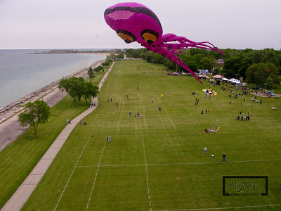 Kenosha Outta Sight Kite Flight Festival  © Copyright m2 Photography - Michael J. Mikkelson 2009. All Rights Reserved. Images can not be used without permission.