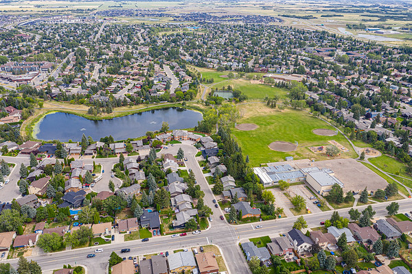 Lakeview Aerial
