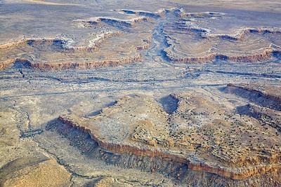 Mockingbird Canyon, Hungo Pavi ruin Chaco Canyon, New Mexico