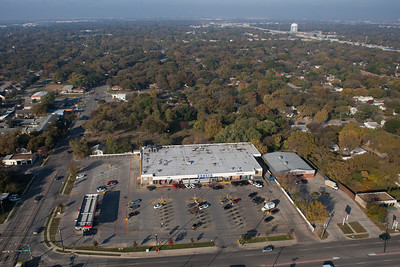 North American Roofing: Kroger - Irving, TX