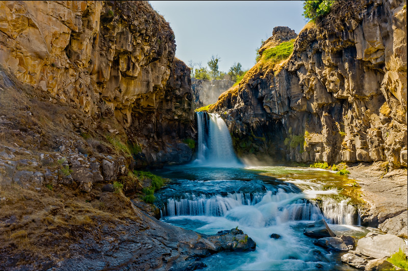White River Falls State Park, Oregon