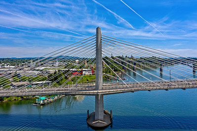 Tilikum Crossing, Portland Oregon
