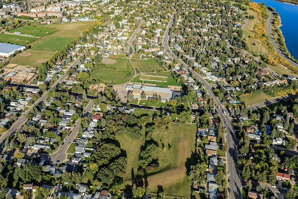 River Heights Aerial