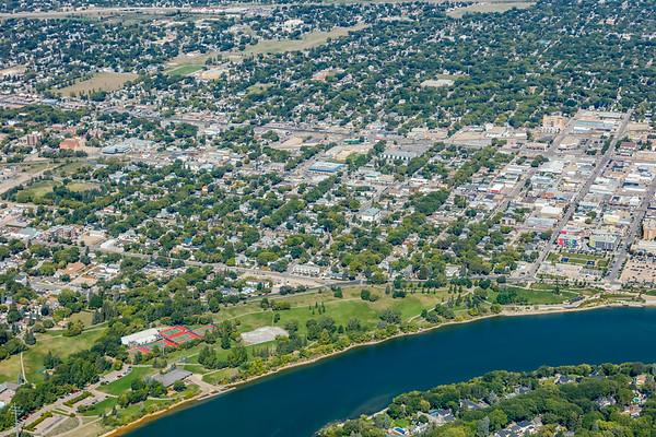 Riversdale Aerial