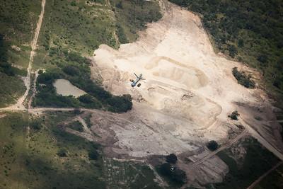 Sabine Oil Aerials