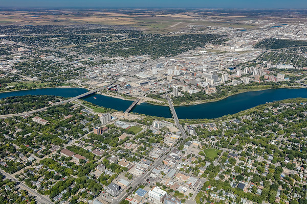 Saskatoon Aerial