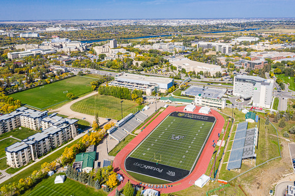 University of Saskatchewan Aerial