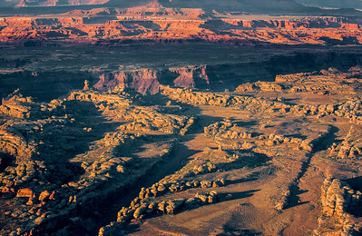 The Grabens, Needles District, Canyonlands