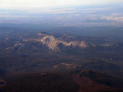 Lassen Peak. 14 Oct 2004.