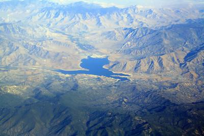 Lake Isabella, 14 Oct 2008