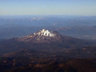Mt. Shasta. 14 Oct 2004.