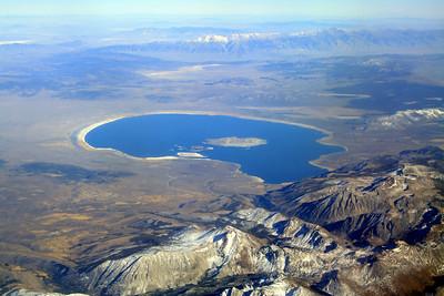 Mono Lake, 14 Oct 2008
