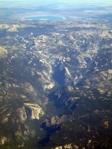 Yosemite Valley with Mono Lake, 21 Oct 2005