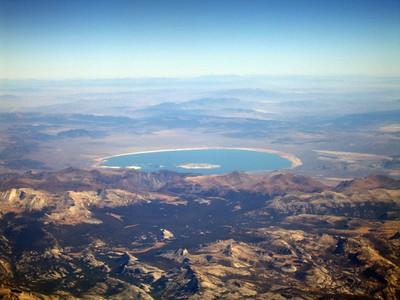 Mono Lake, 21 Oct 2005