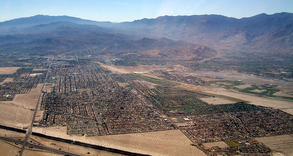 Palm Springs, CA. 8 Oct 2009.