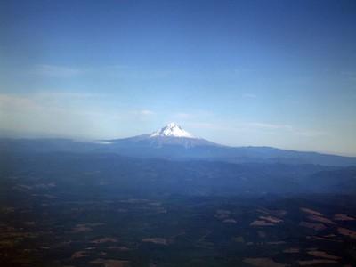 Mt. Hood, 21 Oct 2005