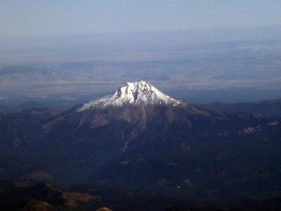 Mt. Jefferson, 21 Oct 2005