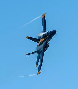 Blue Angel High Speed Pass