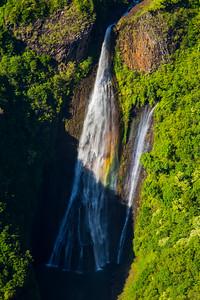 Jurassic Falls Rainbow