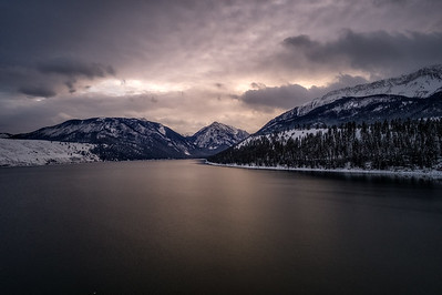 Above Wallowa Lake