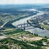 Ohio River - Steubenville, OH/Weirton, WV