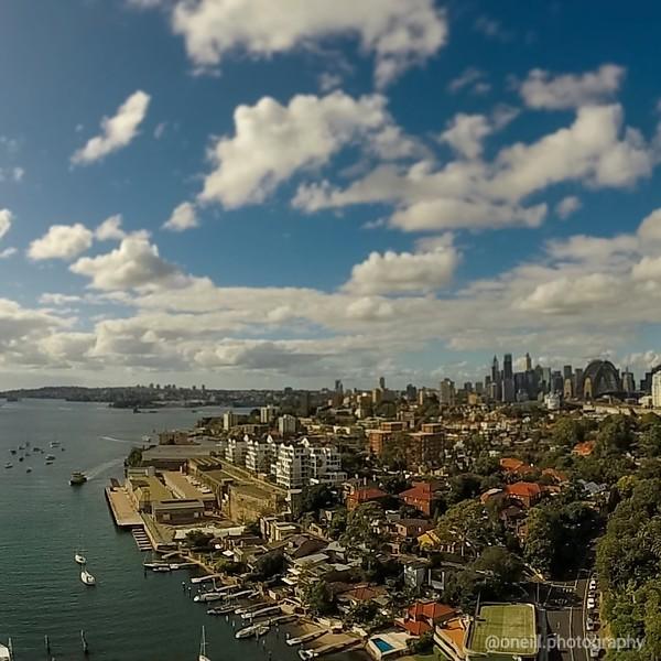 Sydney Aerials