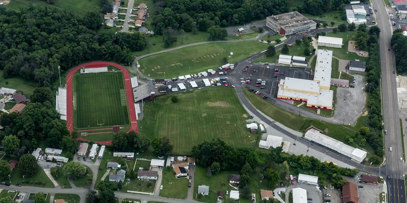 Indian Creek High School/Thunder-in-the-Ville Festival 2016