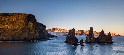 Reynisdranger, Iceland