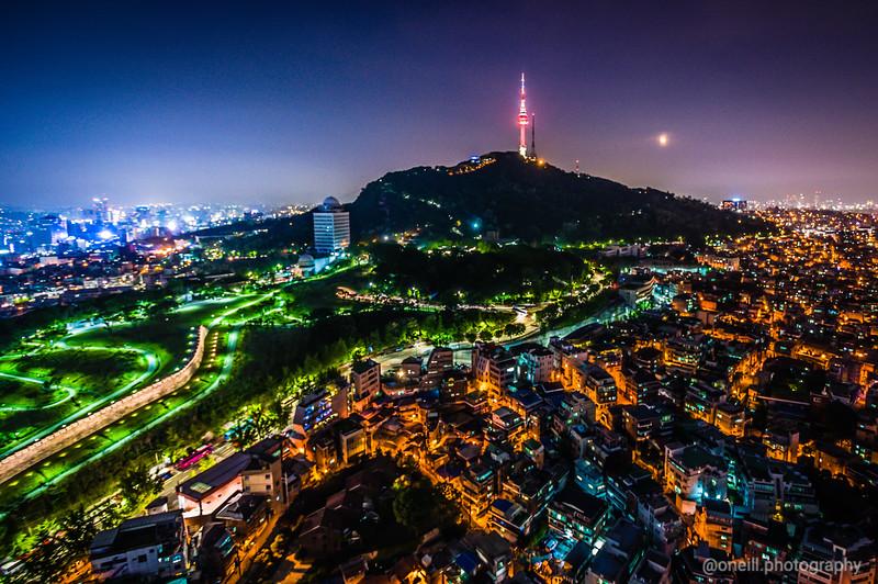 Namsan Moonlight