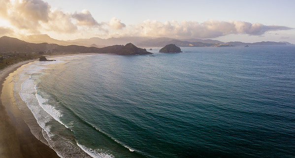 Medlands Beach, Great Barrier Island, New Zealand