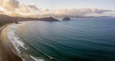 Medlands Beach, Great Barrier Island, New Zealand