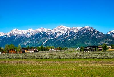 Home on the Range...Jackson Hole, WY