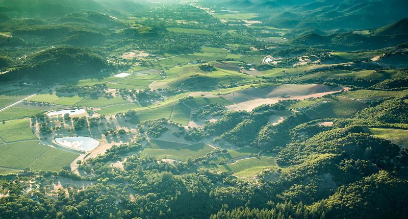 Over Sonoma County