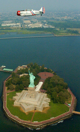T-6 Statue of Liberty