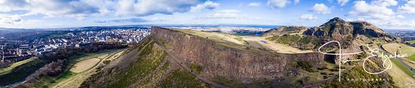 Arthur Seat Panorama