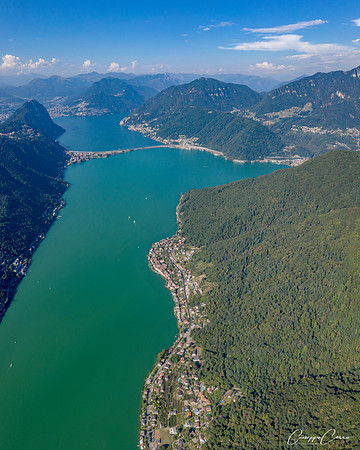 Lugano region, Switzerland