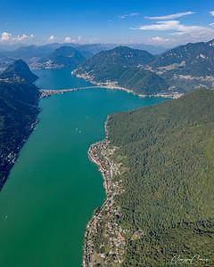 Lugano region, Switzerland